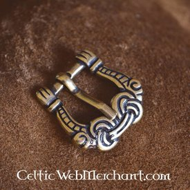 Viking mãos fivela agarrando