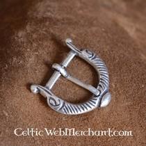Adorno de cinturón Vikingo de hueso England