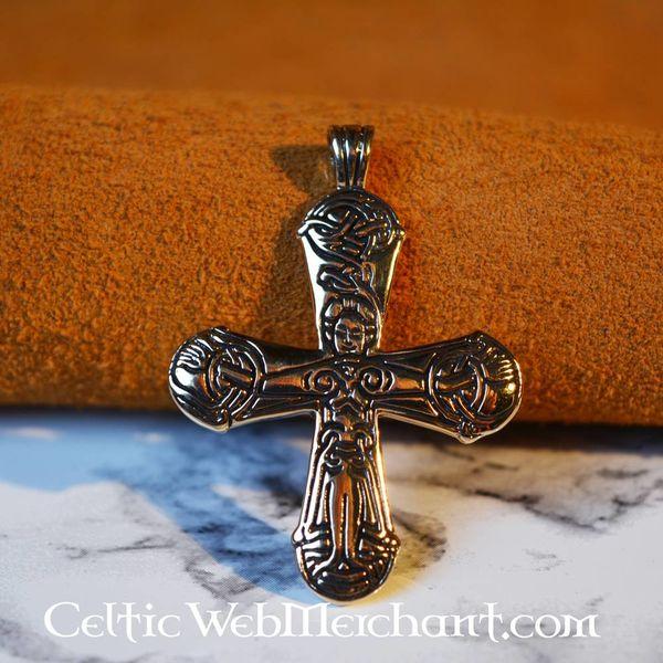 11th century Viking krzyż wisiorek