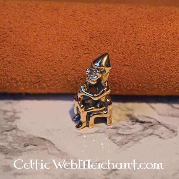10th century Thor pendant