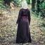 Robe Viking Lina, marron foncé