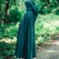 Leonardo Carbone Cloak Serafina, grøn