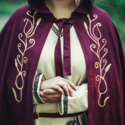 Cloak Serafina, röd