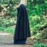 Leonardo Carbone Cloak Serafina, sort