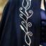Mantello Serafina, nero