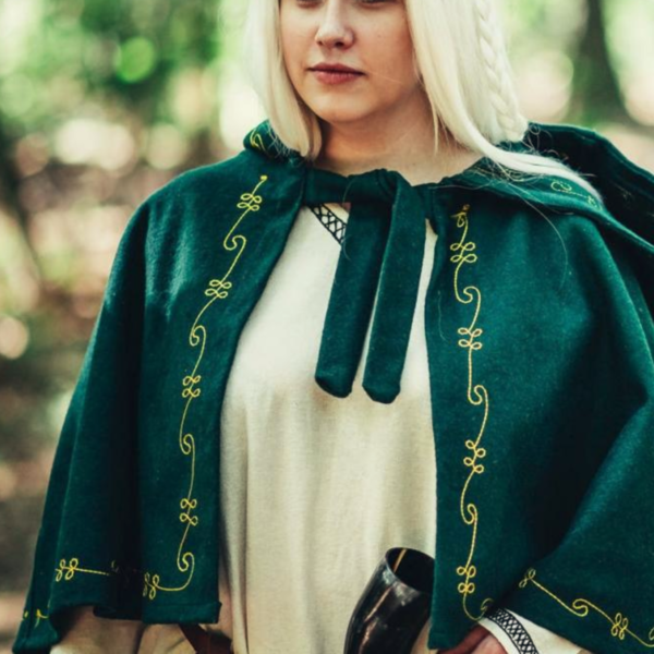 Lana chaperon Runa, verde