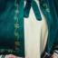 Laine chaperon Runa, vert