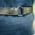 Leonardo Carbone Double ring belt Odda