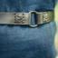 Cinturón de doble anilla Odda