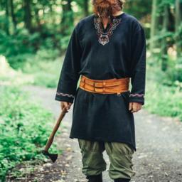 Celtic belt Ruari, light brown