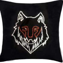 Pillowcase wolf Fenrir