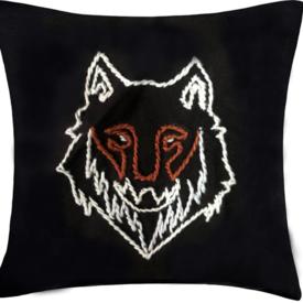 Kussensloop wolf Fenrir