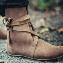 Haithabu laarzen, velours