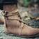 Leonardo Carbone Haithabu boots, velours