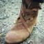 botas de terciopelo, Haithabu