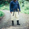 Leonardo Carbone Pantaloni vichinghi Dublino, naturali