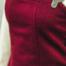 Ullhangeroc Frigg, röd