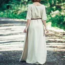 Robe Brida, naturelle, (début du) Moyen Age
