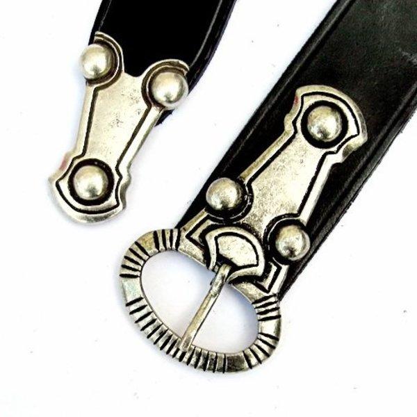 Germanic belt Ballingen, black