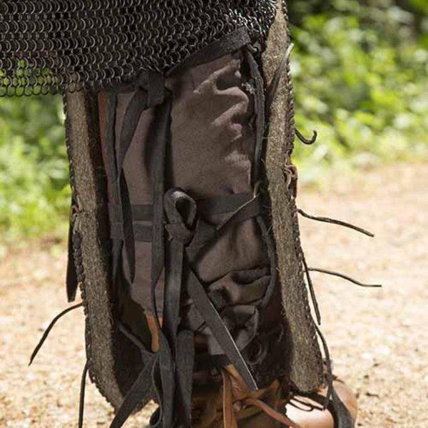 Epic Armoury Orc armure en cuir, brun