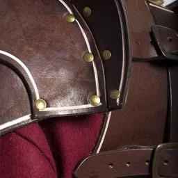 Dunkelelfen komplette Leder Rüstungsset