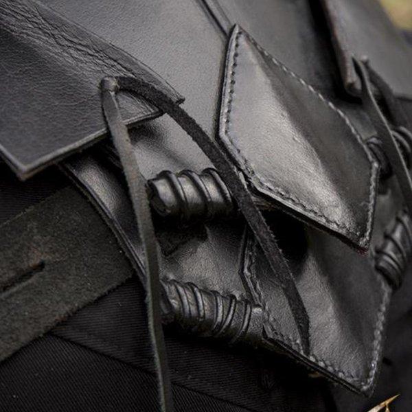 Epic Armoury Dark Elf gorget
