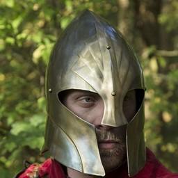 Helmet Illumine, brass color