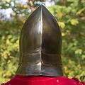 Epic Armoury Helm Illumine, bronskleurig