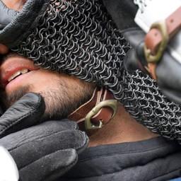 Perzische helm, gebronsd