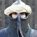 Epic Armoury Casque persan, bronzé