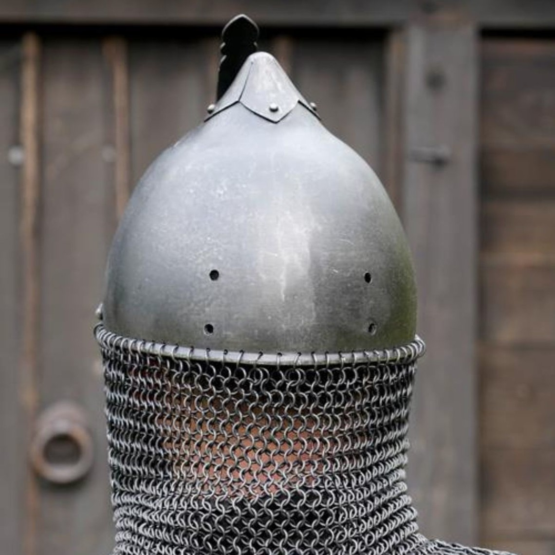 Epic Armoury Casco persa, bronceado
