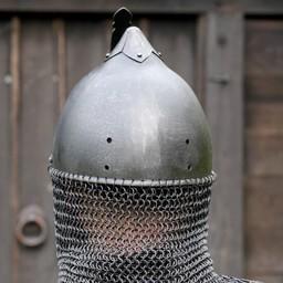 Persischer Helm, bronziert