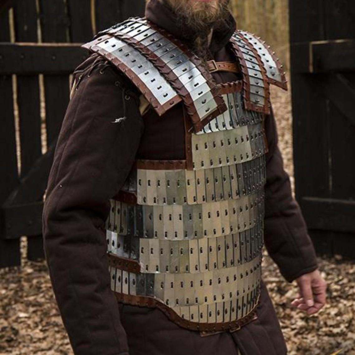 Epic Armoury Début armure lamellaire médiévale Visby