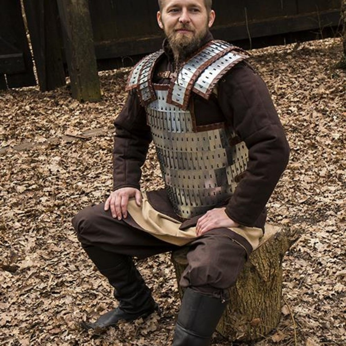 Epic Armoury Early medieval lamellar armour Visby