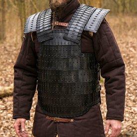 Epic Armoury Frühmittelalterliche Lamellen Rüstung Visby, gebräunten