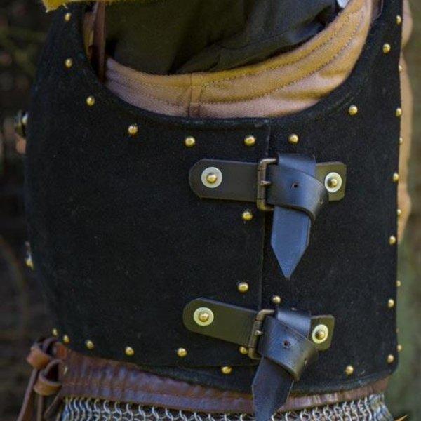 Epic Armoury 15th century brigandine, black