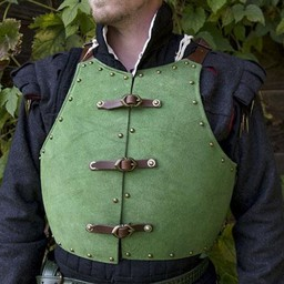 Brygandyn z XV wieku, zielony