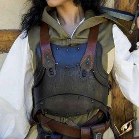 Epic Armoury Merc Stahl-Leder-Kürass, bronziert
