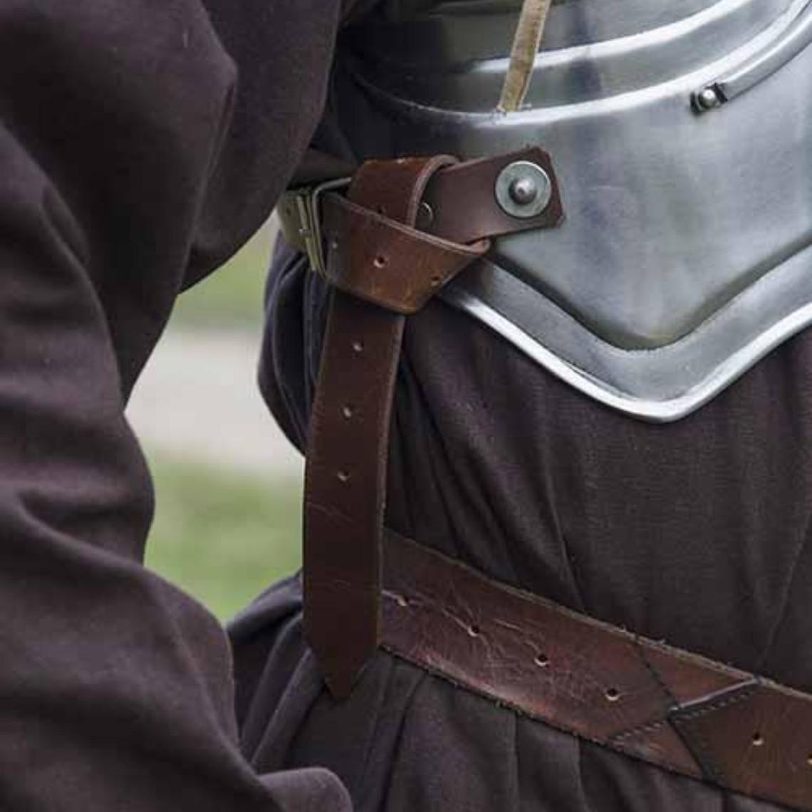 Epic Armoury Cuirasse en cuir d'acier Merc