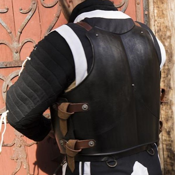 Epic Armoury Milanese cuirass and backplate, bronzed