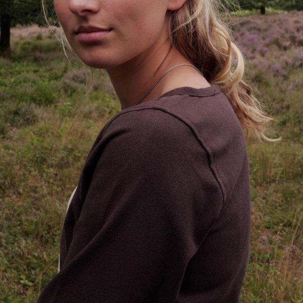 Cotehardie Christina, bruin
