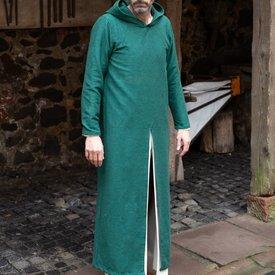 Burgschneider Tunique médiévale à capuche Renaud, vert
