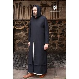 Surcoat Thibaud, schwarz