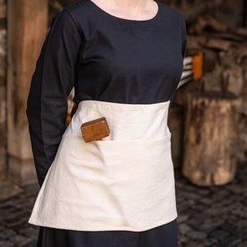 Burgschneider Förkläde Nele, vit