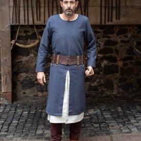Burgschneider Lång medeltida tunika Arnaud, grå