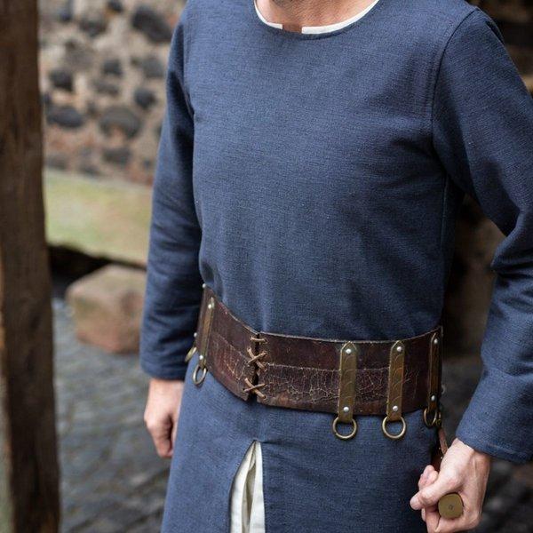 Burgschneider Lunga tunica medievale Arnaud, grigio