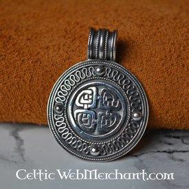 Irländsk Celtic knut hänge