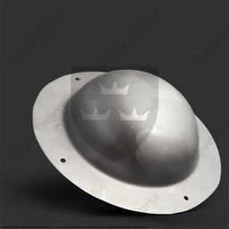 (Vroeg)middeleeuwse ronde schildknop