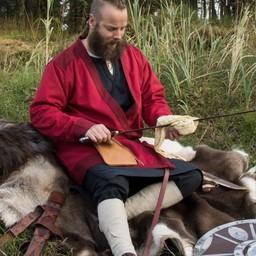 Tidig medeltida kaftan Njord, röd