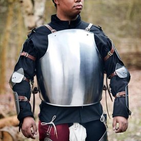 Epic Armoury Cuirasse et plaque arrière italiennes médiévales